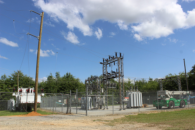 Georgia Power 'Preston' Substation - Preston, GA