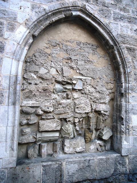 Valencia: iglesia de Santa Catalina 8