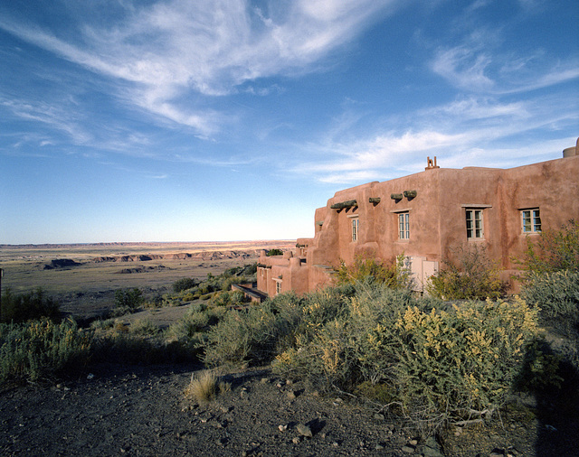 The Painted Desert Inn