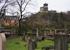 Edinburgh - Old Calton Cemetery.