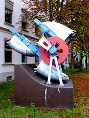 DE - Brühl - Braunkohledenkmal