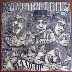 "Jethro Tull ""Stand Up"""