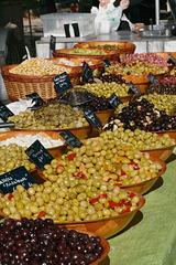 Jour de marché à Salon-de-Provence (2)