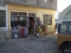 Der kleine Laden am Ende der Straße...