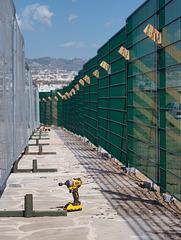 Too many fences nowadays