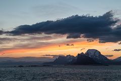 Nordland sunrise