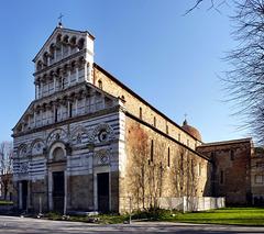 Pisa - San Paolo a Ripa d'Arno