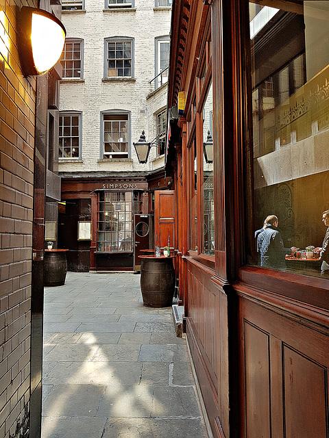 A pub in Ball Court