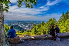 Aussicht - Vista (270°)