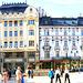 Der Hauptplatz von Bratislava... ©UdoSm
