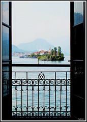 Palazzo Borromeo , Isola Bella, Lago Maggiore
