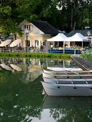 Baden, Doblhoffteich / Doblhoff Pond