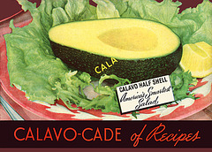 Calavo-Cade Of Recipes, 1942