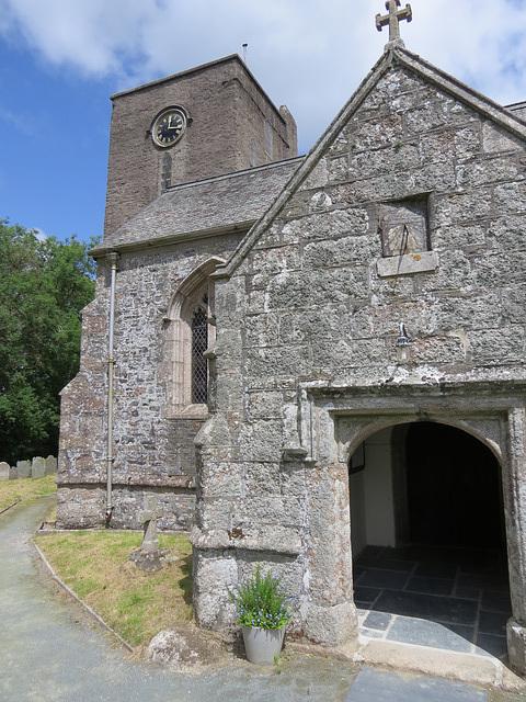 cornwood church, devon