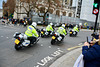 London 2018 – Police motorcycles