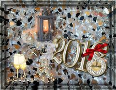 Bonne et heureuse Année 2018 ♥