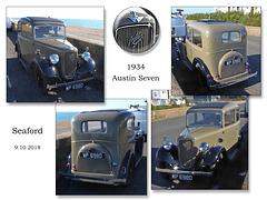 1934 Austin 7 Seaford 9 10 2018