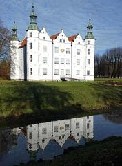 Das Schloss in Ahrensburg