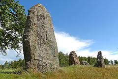 Sweden - Tjärby, Örelids Stenar