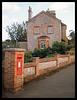 old Galmpton post box