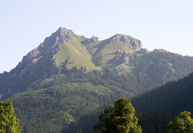 Rappenschrofen (Tannheimer Tal)