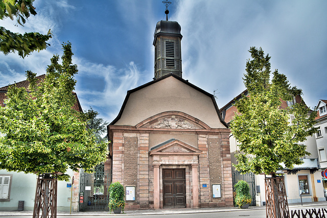 Eglise de Garnison France