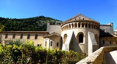 FR - Saint-Guilhem-le-Désert - Abbaye de Gellone