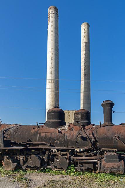 """sugar mill """"Rafael Freyre"""" - 2"""