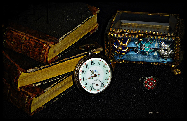 Il tempo è fugace  ... die Zeit ist flüchtig