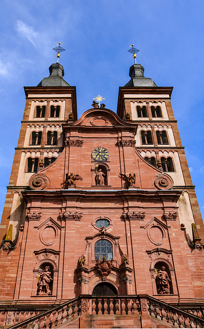 Kloster Amorbach - Abteikirche