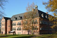 Das Schloss in Reinbek...