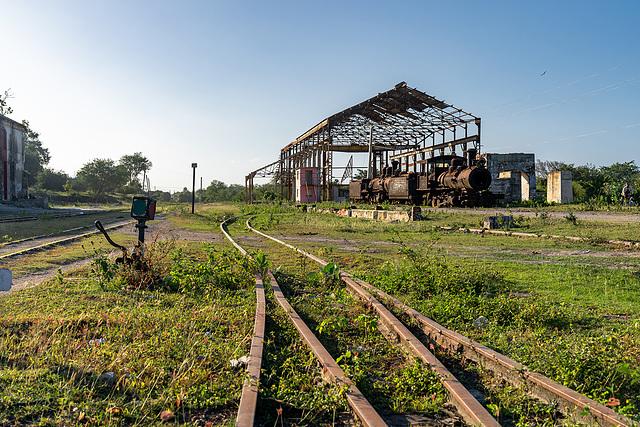"""sugar mill """"Rafael Freyre"""" - 3"""