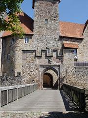 Burg Spangenberg ... und etwas spät:  HFF !