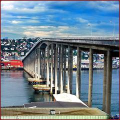 SPC 9/2018 - il ponte sul fiordo di  Tromso
