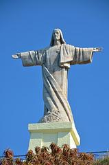 Statue of Christ, Garajua