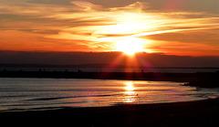 FR - Cap d'Agde - Sunset
