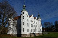 Das Renaissance-Schloss in Ahrensburg