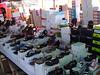 Zapatos en el  mercado !