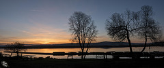 Pictures for Pam, Day 168: Before the Sunrise at Upper Klamath Lake