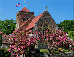 St Mary, Chiddingfold