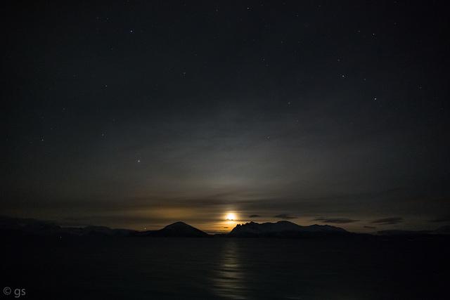 Moonlit night (PiP)