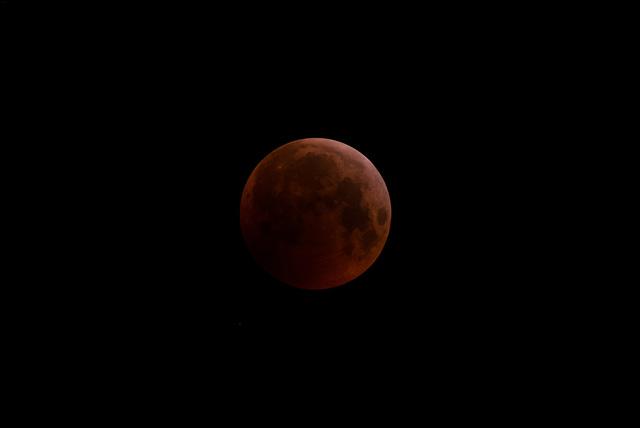 Mondfinsternis - 20190121