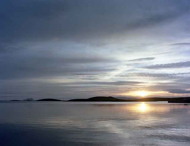 Clew Bay Sunset