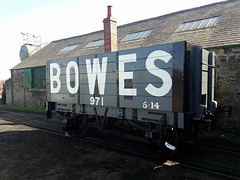 BR971 - Back from Stanegate : 29-03-2018