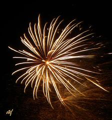 14 juillet feux d'artifice