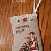 One More Stitch Ornament 11/27/2016
