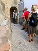 Lisbon 2018 – Waiting to enter the church tower