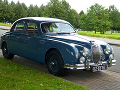 Jaguar 3,4 1959