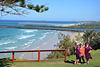 Tweed Heads, an der Grenze zwischen Queensland und New South Wales