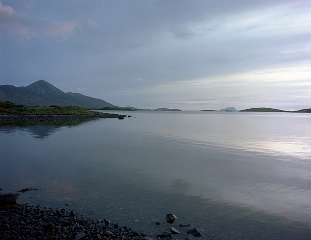 Croagh Patrick Sunset 2